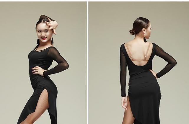 72c5d12e5c7d1f0 Платье для латиноамериканских танцев - какое выбрать